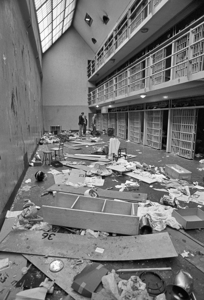 Walpole Prison